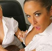 Breast Caressing Clips 2